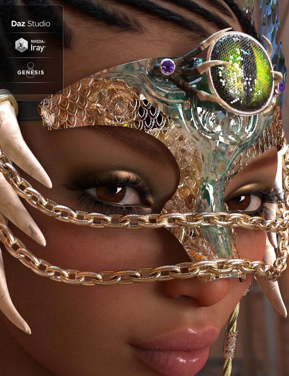 Elaborate Jewelry Vol 2 by: ParallaxCreatesParallaxCreates, 3D Models by Daz 3D