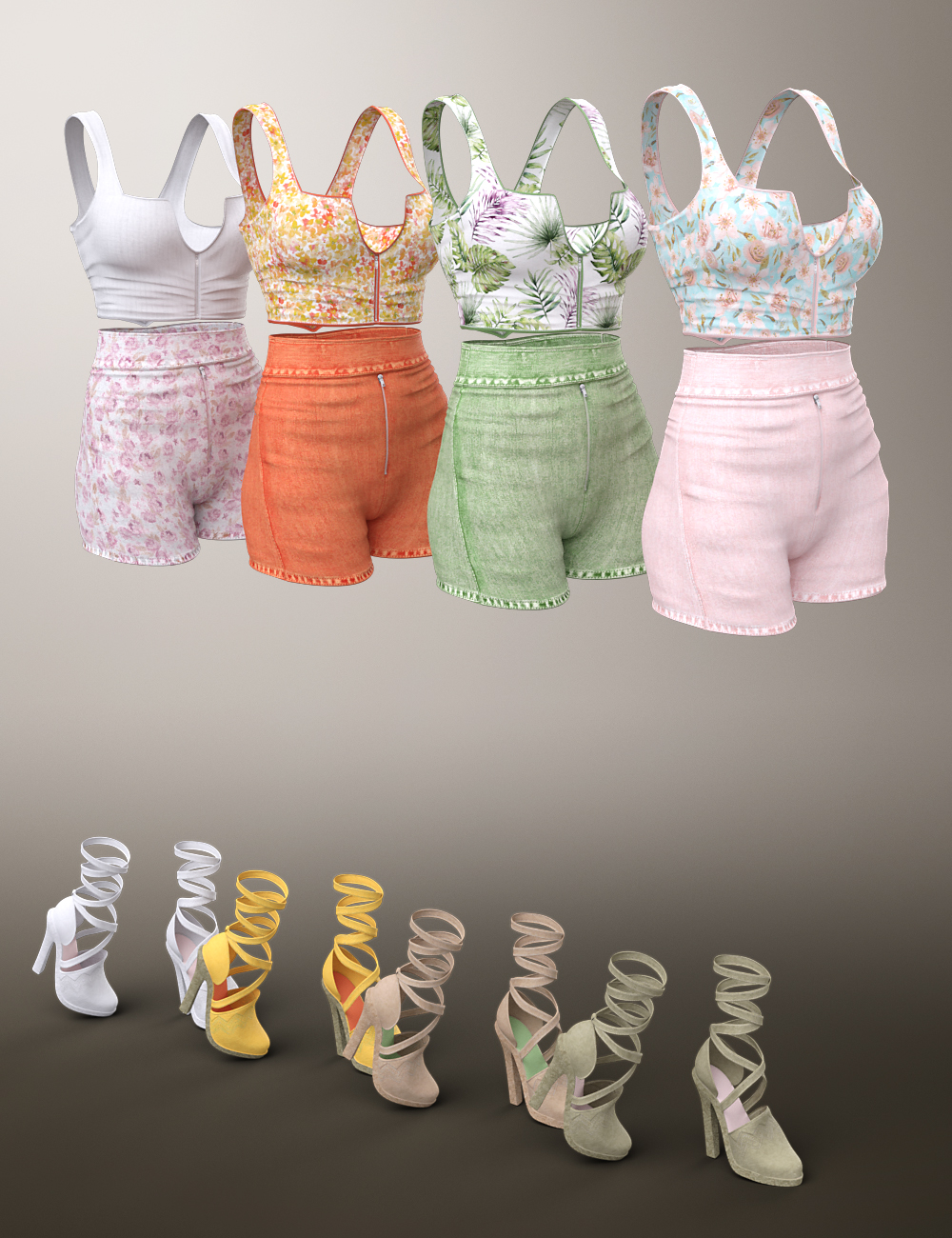 Agathe Outfit Textures by: DirtyFairy, 3D Models by Daz 3D