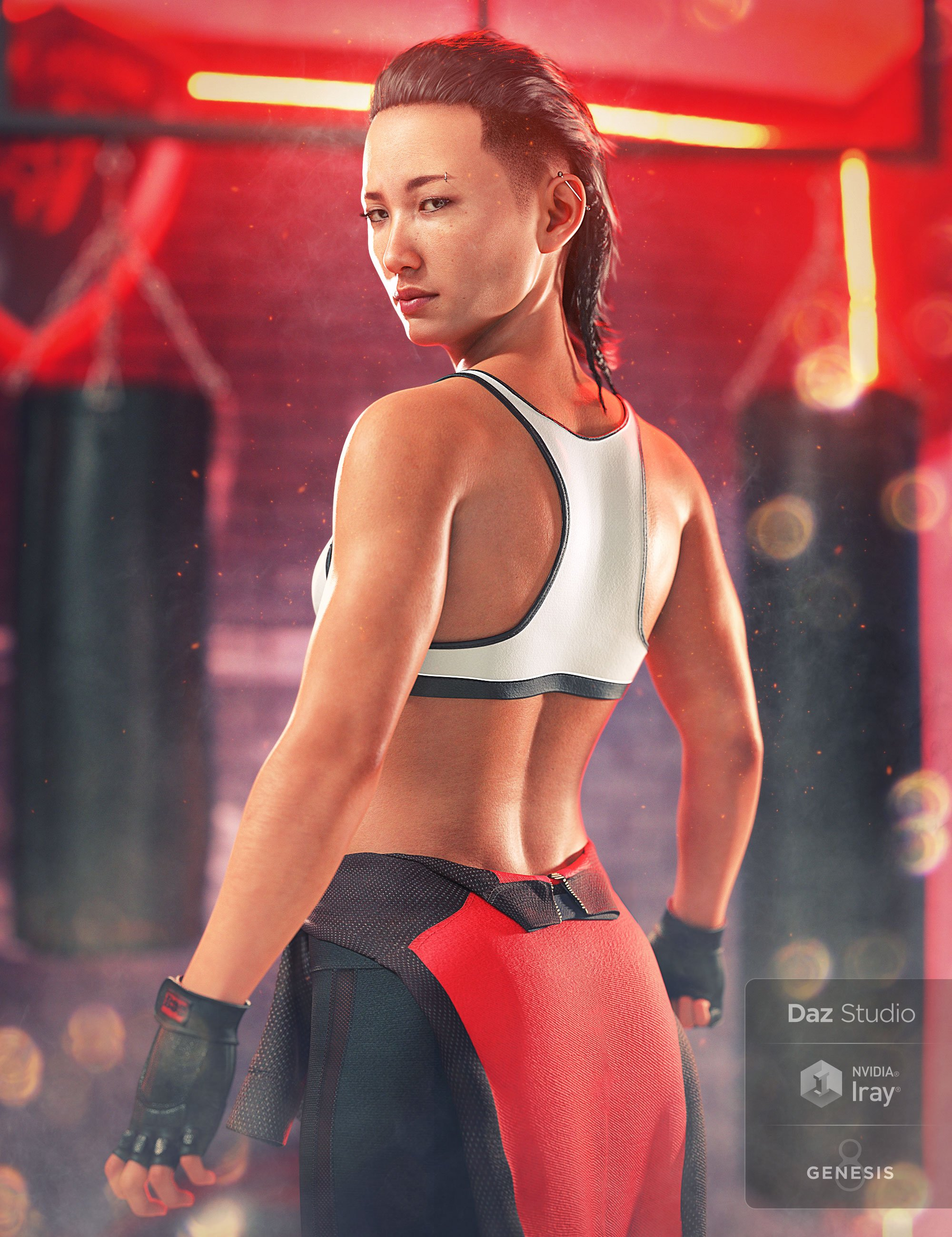 Kayo 8 by: , 3D Models by Daz 3D