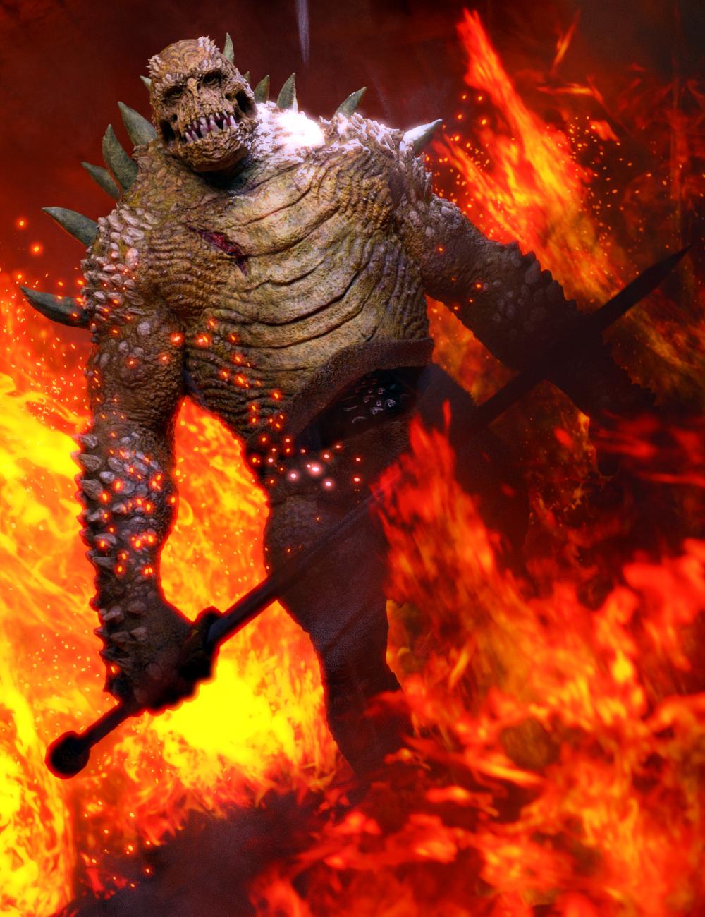 Korvath HD for Genesis 8 Male by: JoeQuick, 3D Models by Daz 3D