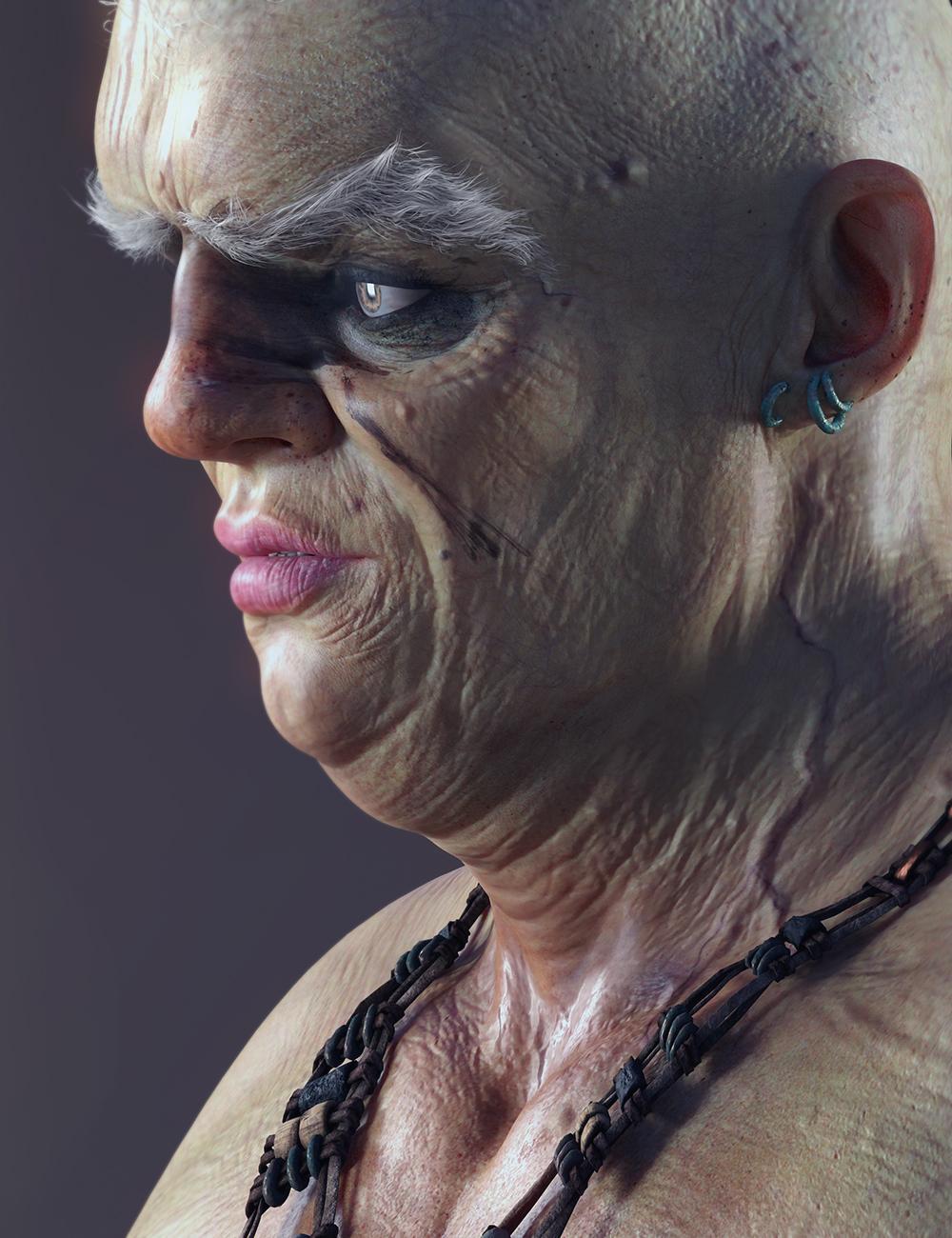 Diane for Genesis 8 Female by: Spows, 3D Models by Daz 3D