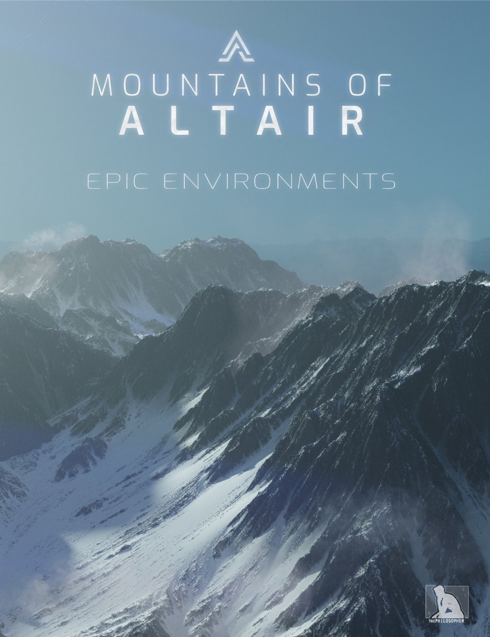 Epic Environments - Mountains of Altair by: ThePhilosopher, 3D Models by Daz 3D