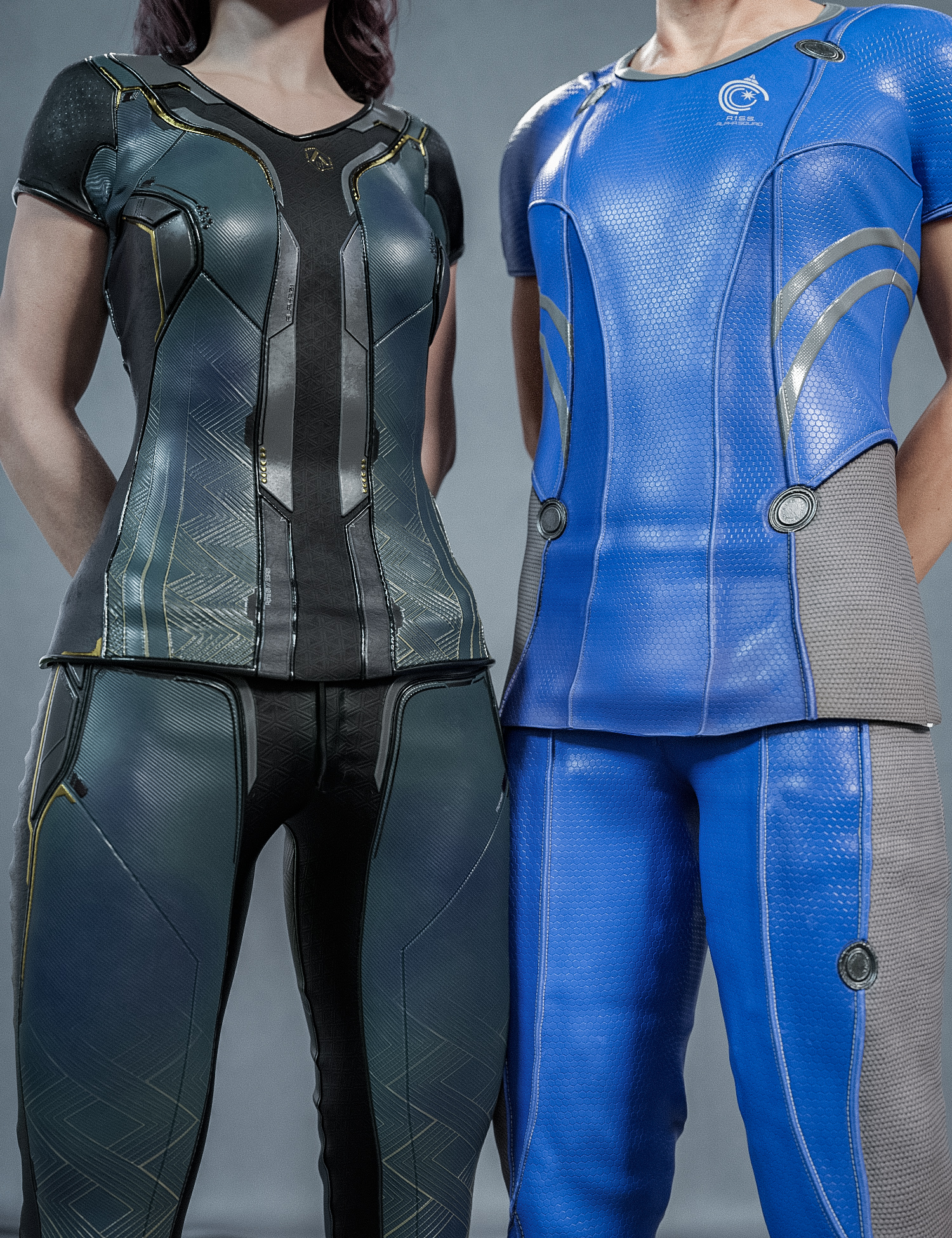 Space Station Futuristic Styles for Everyday 2 by: Aeon Soul, 3D Models by Daz 3D