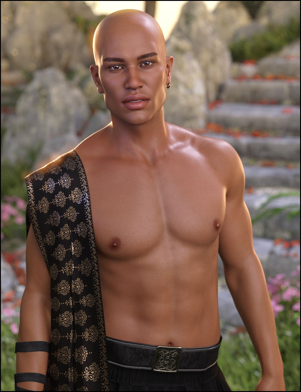 Ytar for Ashan 8 by: Jessaii, 3D Models by Daz 3D