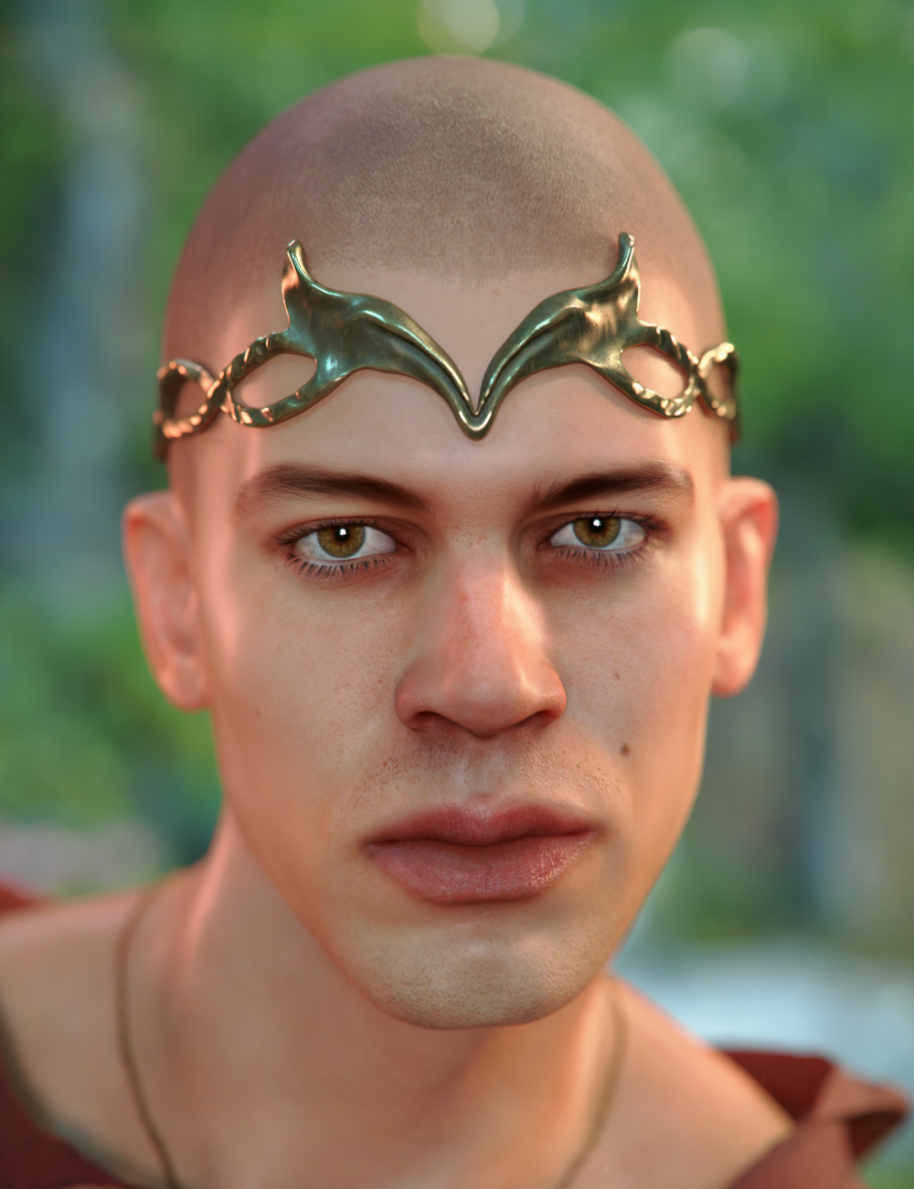 Dacre HD for Ashan 8 by: VincentXyooj, 3D Models by Daz 3D