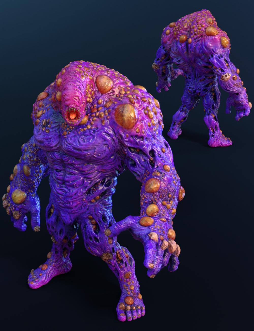 Overkill HD for Genesis 8 Males by: JoeQuick, 3D Models by Daz 3D
