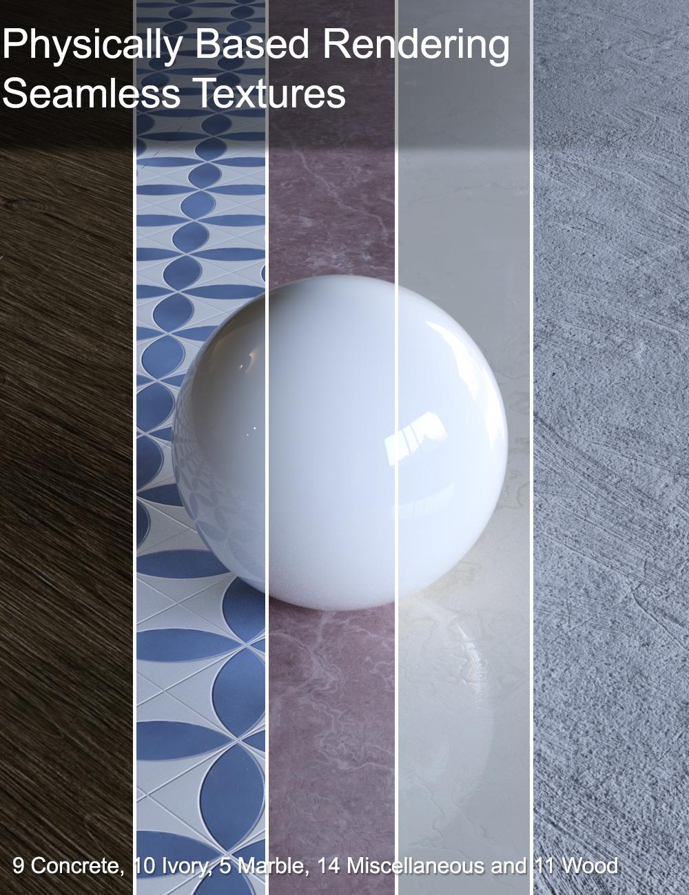 PBR Textures Pack 04 by: dglidden, 3D Models by Daz 3D