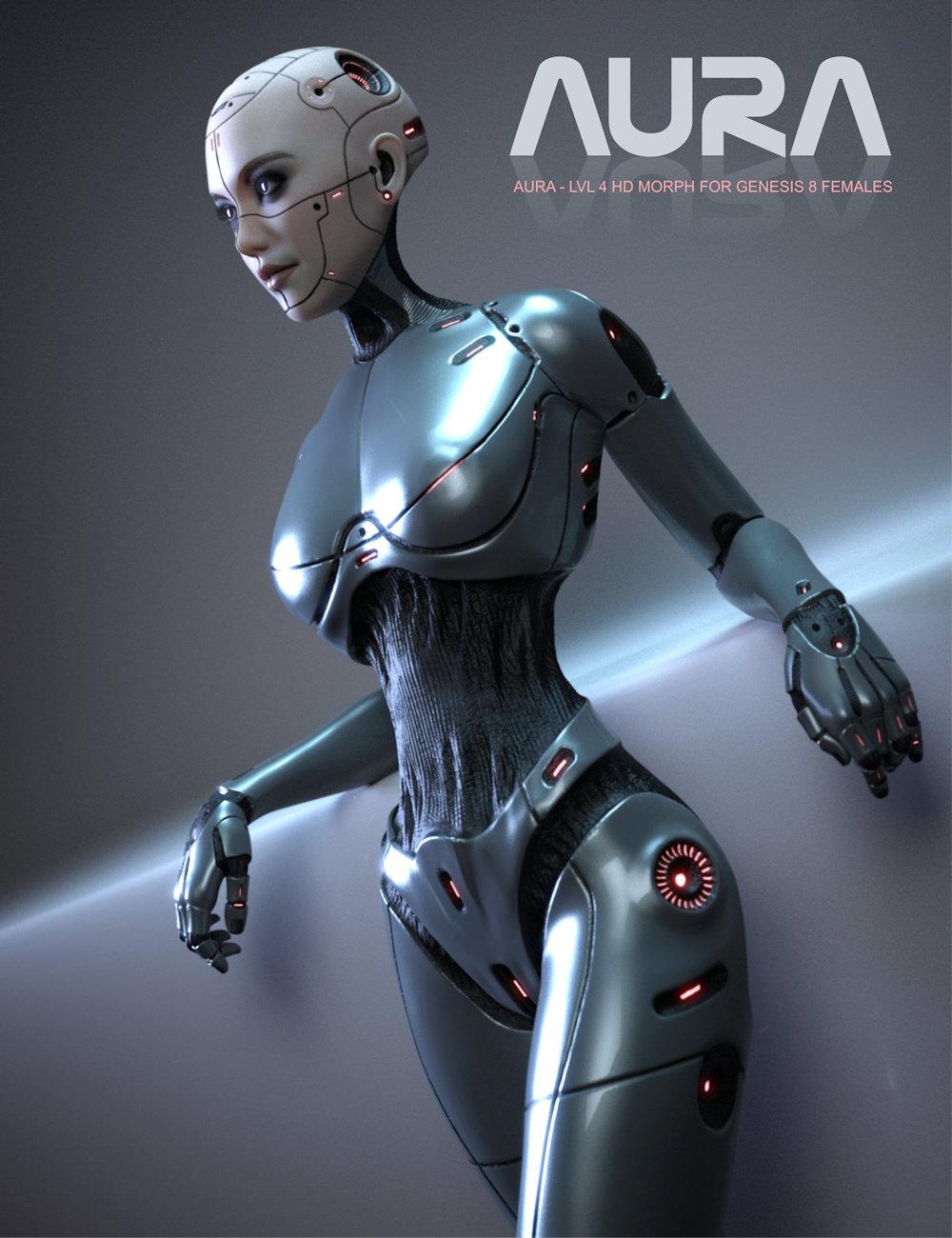 Aura for Genesis 8 Female by: daveyabbo, 3D Models by Daz 3D