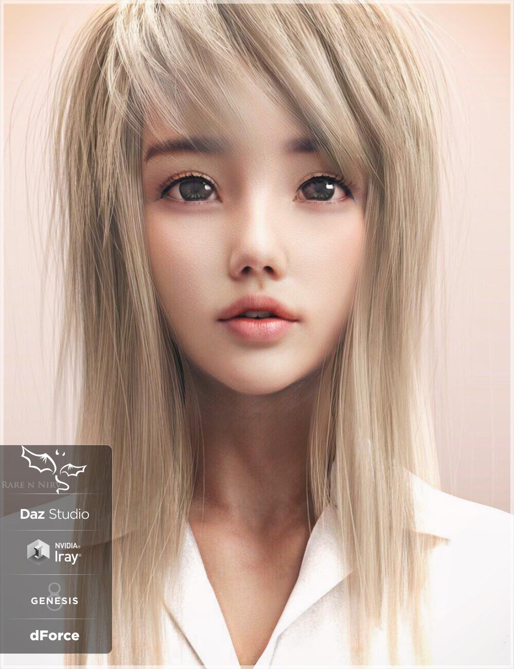 Gou Luk Bundle by: RareStoneNirvana, 3D Models by Daz 3D