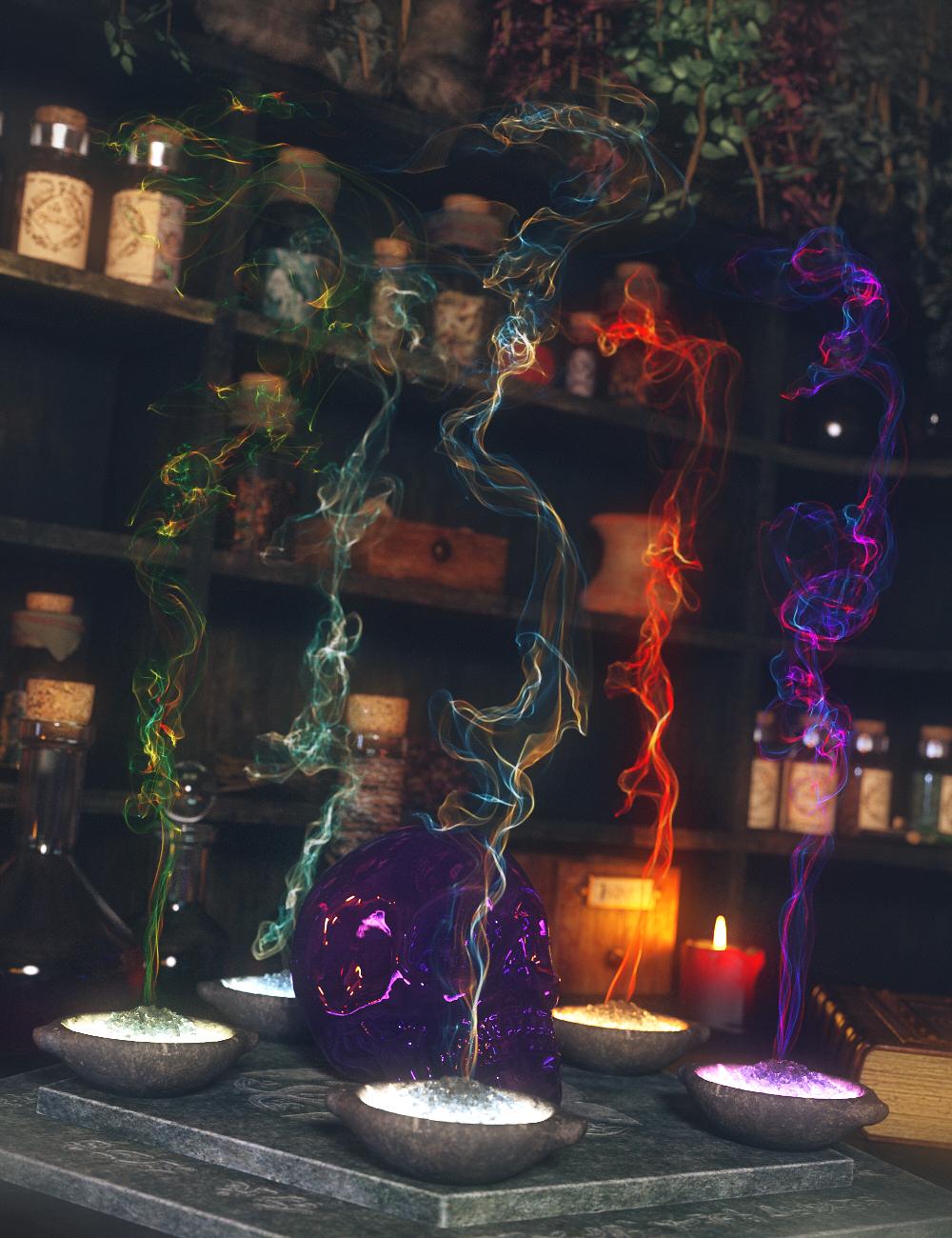 MMX Smoke Trails 2 for Iray by: Mattymanx, 3D Models by Daz 3D