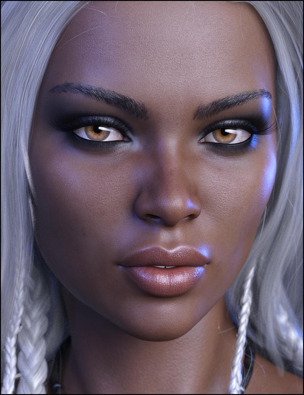 Manette for Genesis 8 Female by: JessaiiRaziel, 3D Models by Daz 3D