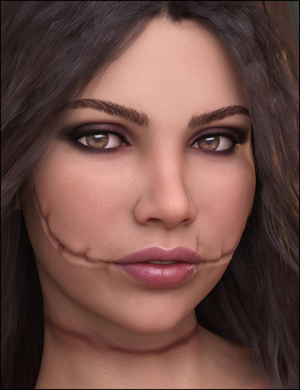 Emmeline for Genesis 8 Female by: DemonicaEviliusJessaii, 3D Models by Daz 3D
