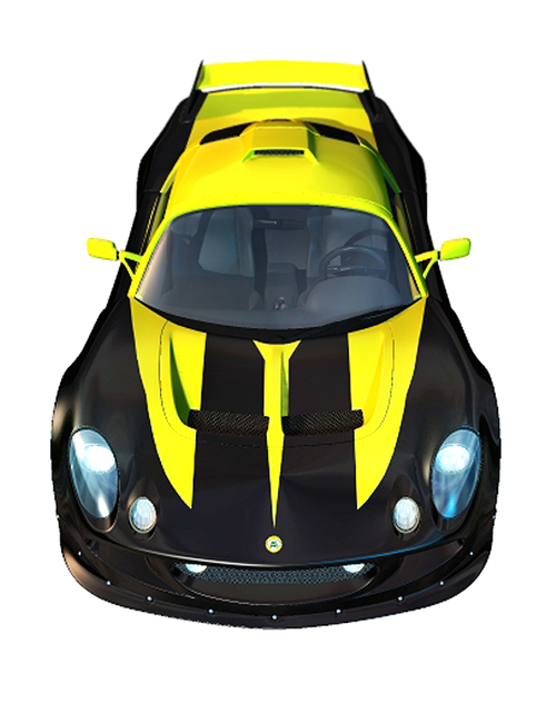 Elite Racer by: Dreamscape-Creations, 3D Models by Daz 3D