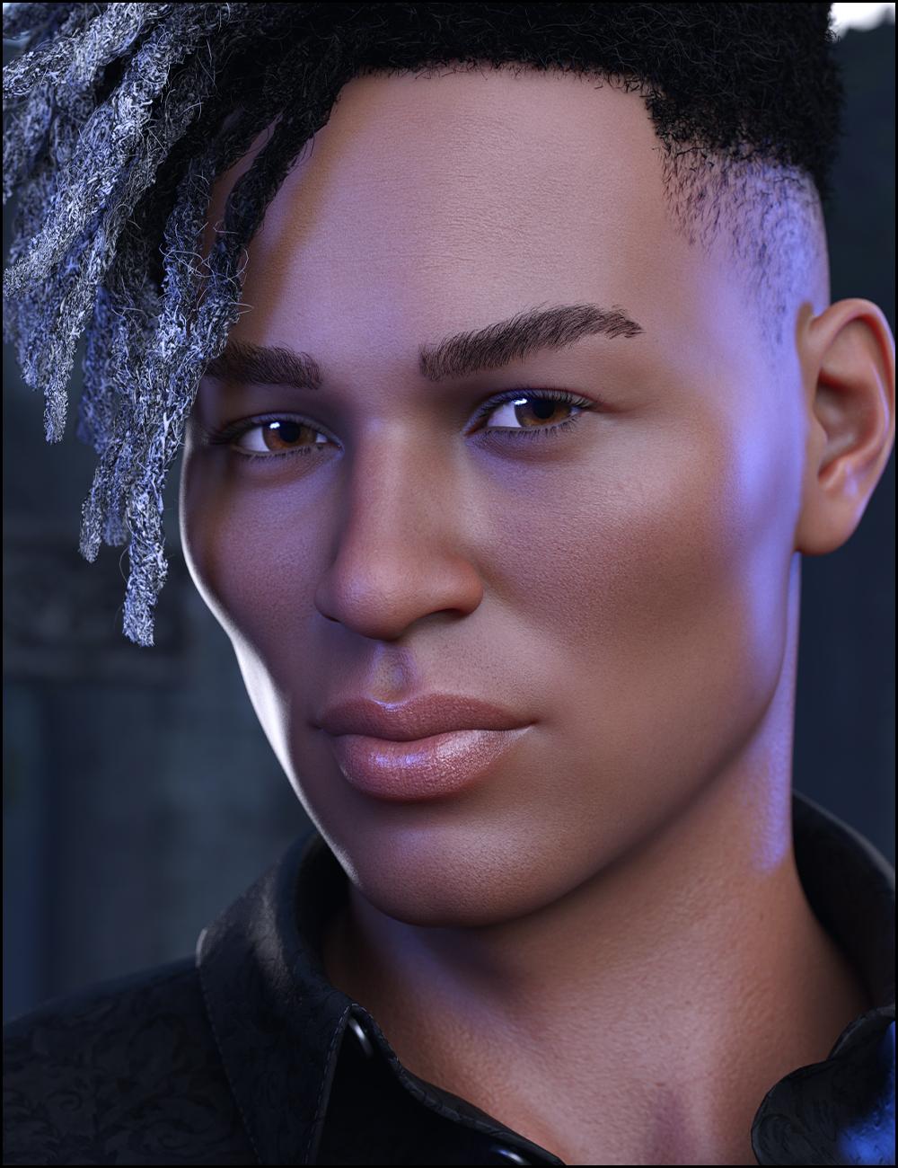 Romere for Genesis 8 Male by: Jessaii, 3D Models by Daz 3D