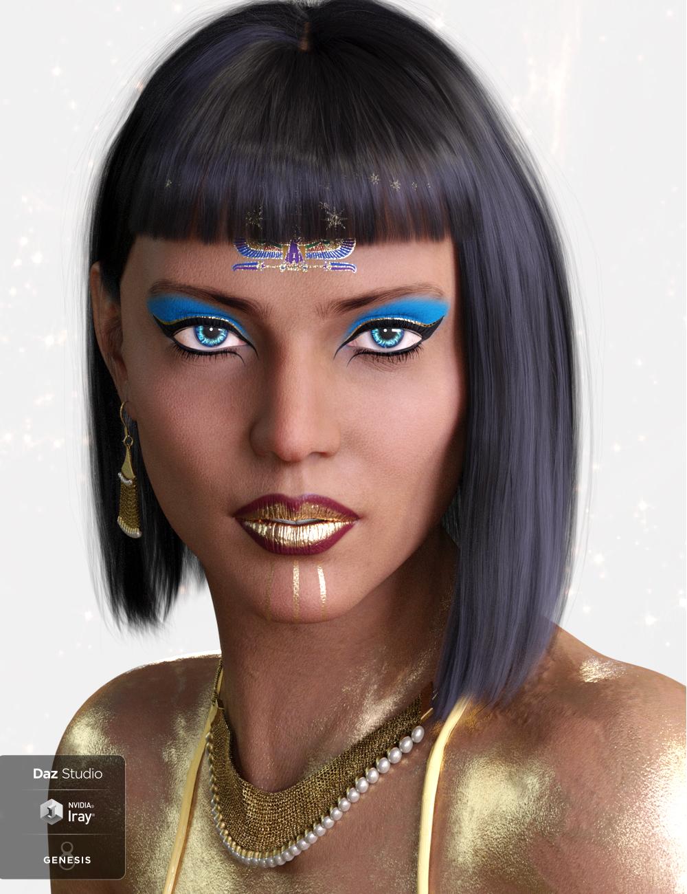 Nenetesh for Genesis 8 Female by: Eva1, 3D Models by Daz 3D