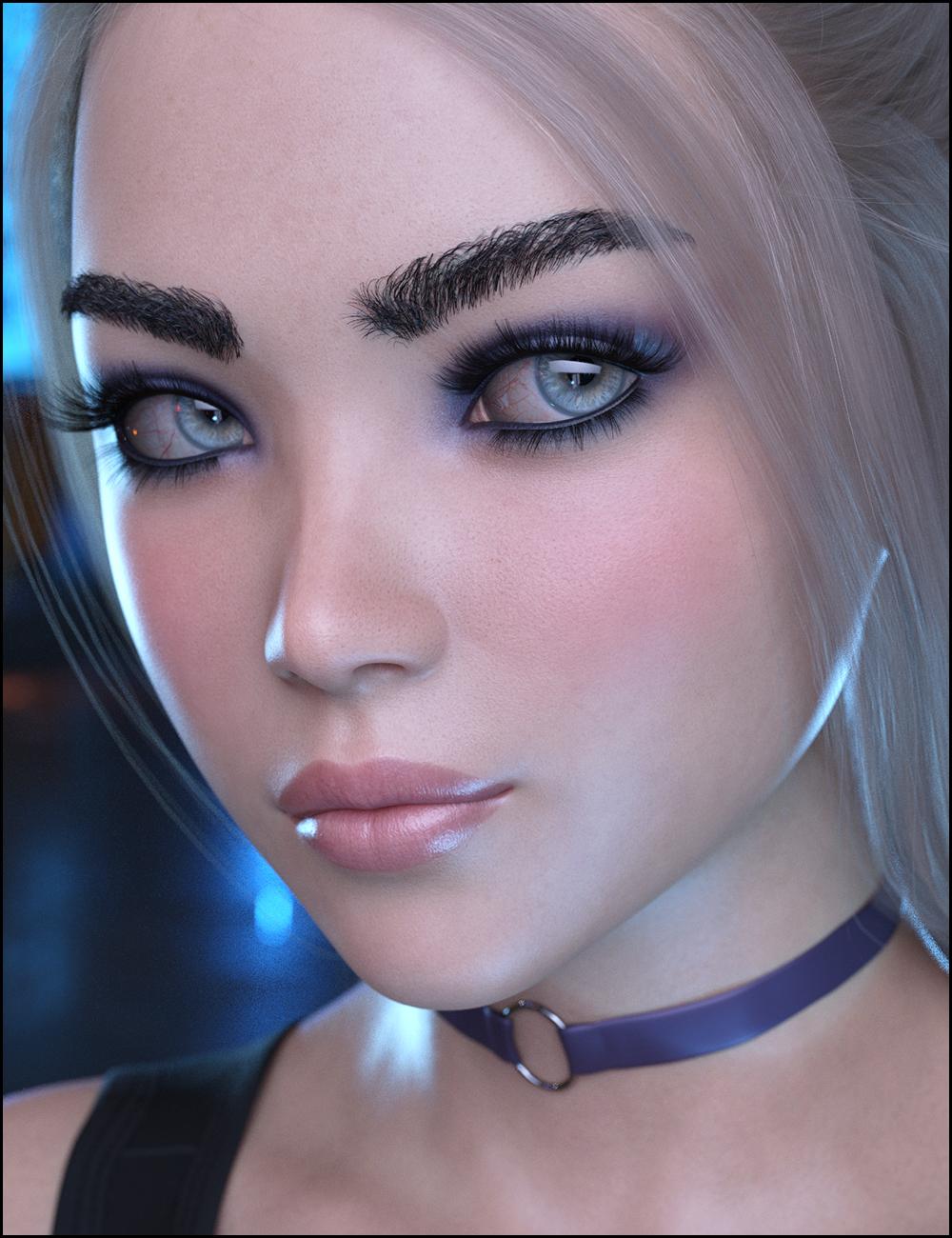 Verity for Genesis 8 Female by: JessaiiRaziel, 3D Models by Daz 3D