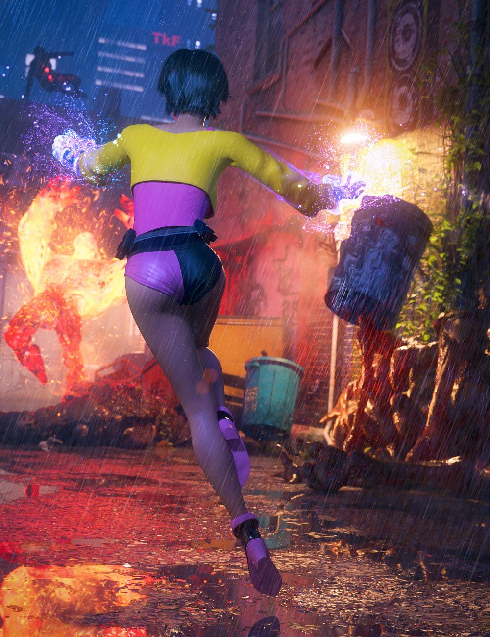 Villain Horde Bundle by: , 3D Models by Daz 3D