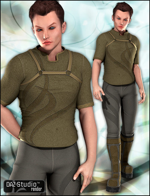 H3 Sagittarian by: Ryverthornoutoftouch, 3D Models by Daz 3D
