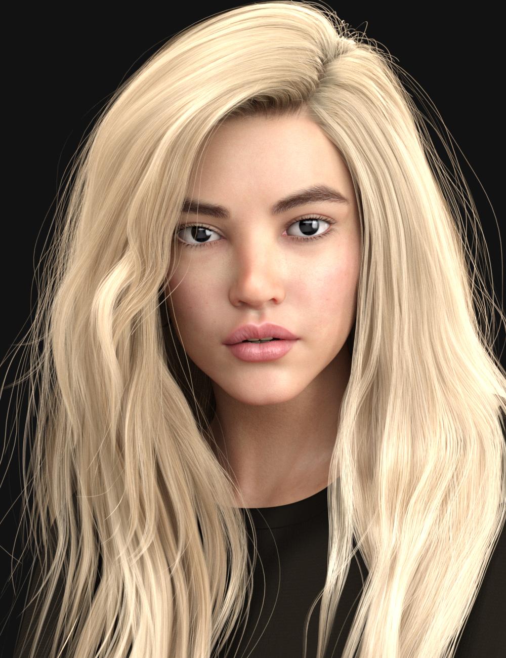 Medea HD for Genesis 8 Female by: Mousso, 3D Models by Daz 3D