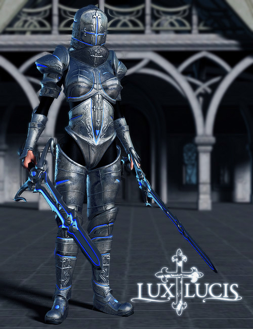 Lux Lucis by: Ravnheart, 3D Models by Daz 3D