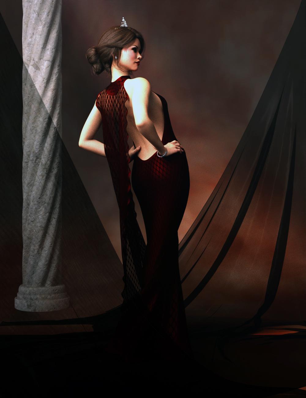IGD Vintage Vogue Poses for Genesis 8 Female by: Islandgirl, 3D Models by Daz 3D