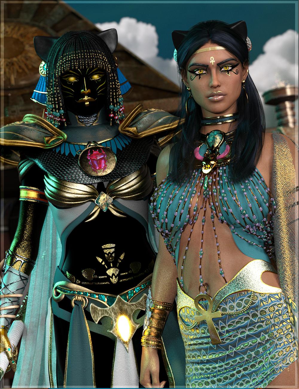 KemeMau for Genesis 8 Female by: AdieneSpookieLilOne, 3D Models by Daz 3D