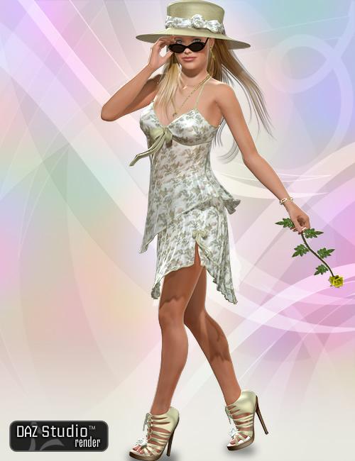 Atardecer by: Ravenhair, 3D Models by Daz 3D