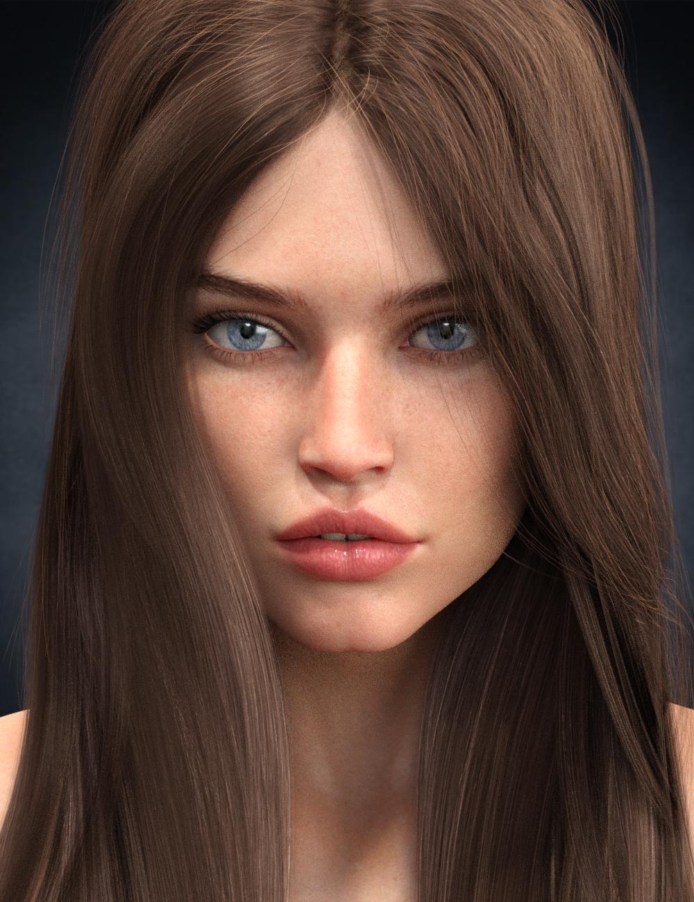 Jessamy HD for Genesis 8 Female by: Mousso, 3D Models by Daz 3D
