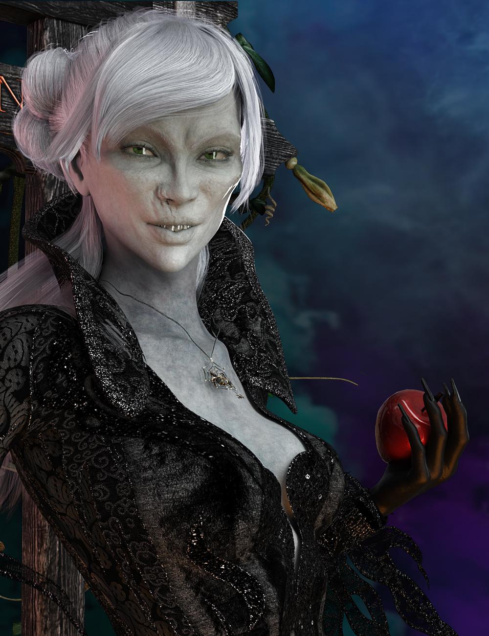 Mst Crypthea HD for Genesis 8 Female by: Mstene, 3D Models by Daz 3D