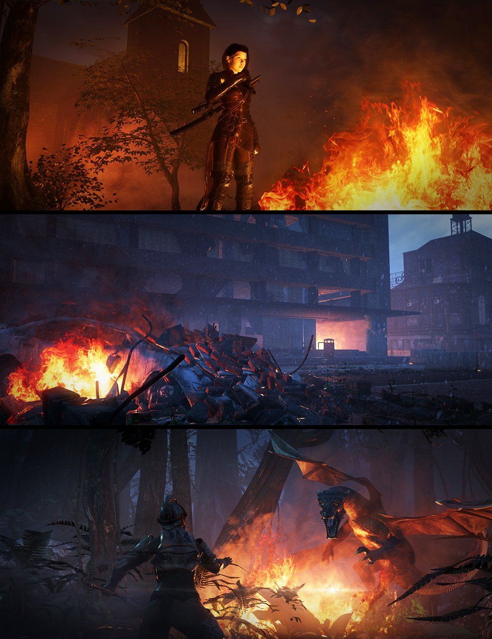 Fire for Filament by: KindredArts, 3D Models by Daz 3D