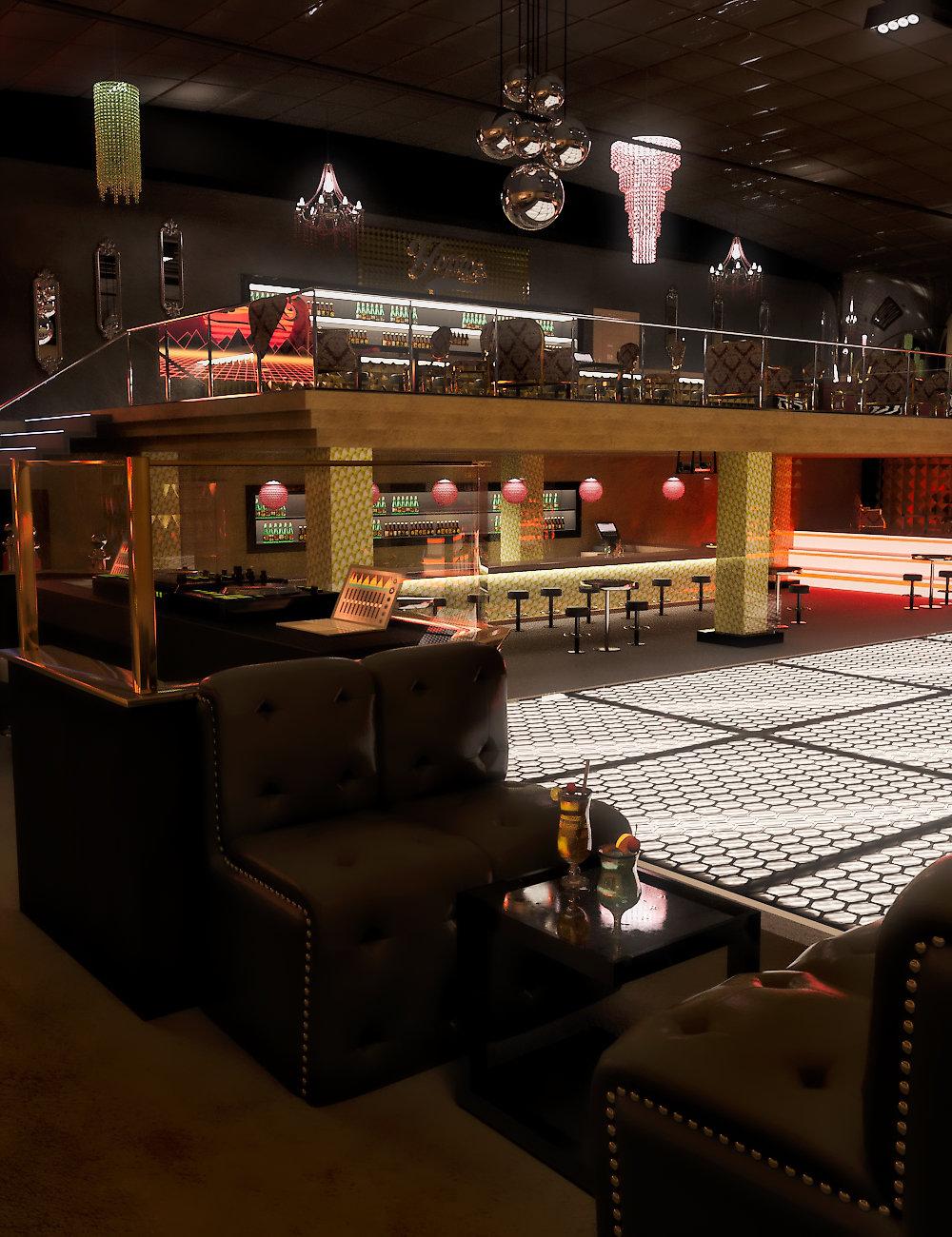FG Nightclub by: Fugazi1968Ironman, 3D Models by Daz 3D