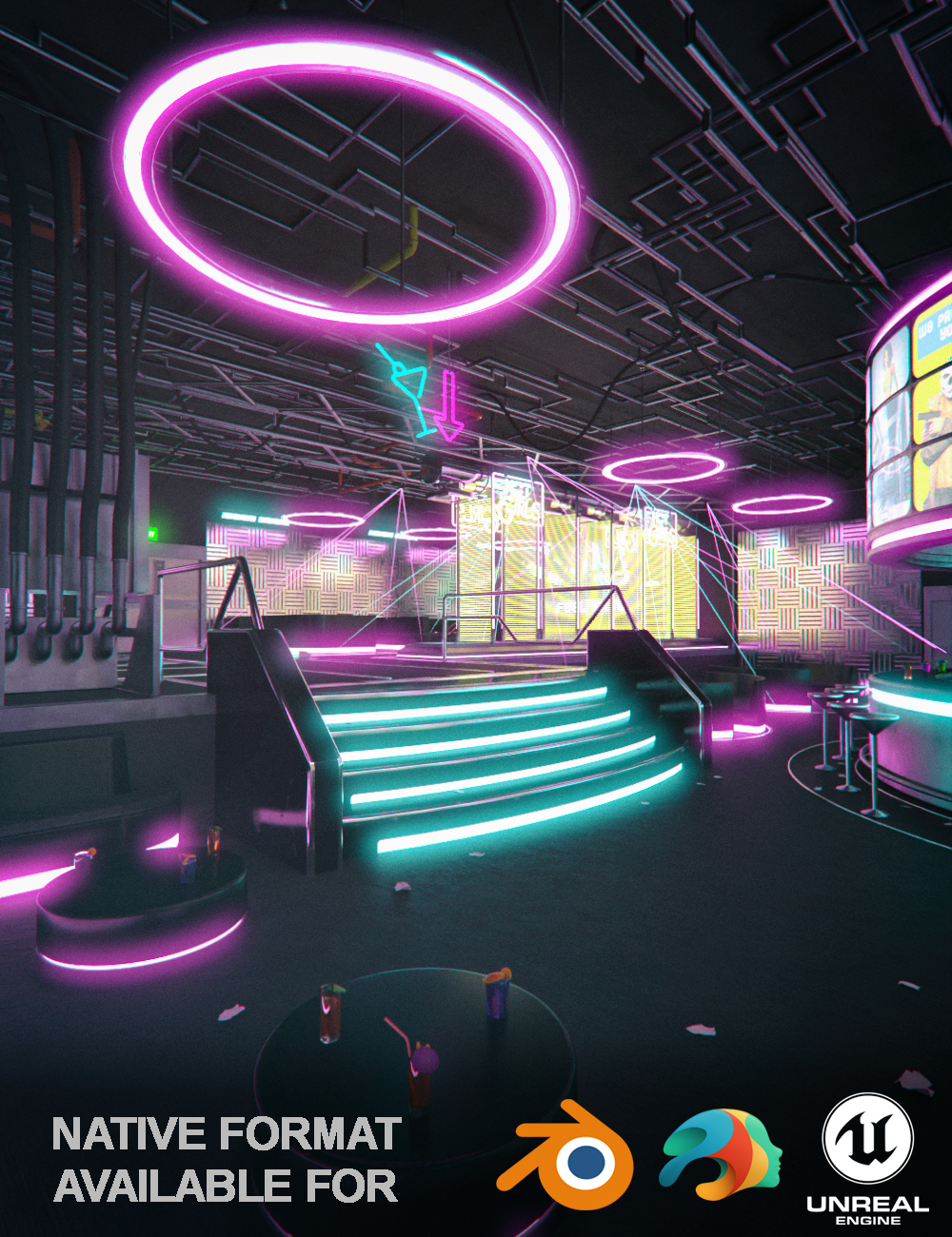 Ночной клуб cyberpunk русская эротика в ночных клубах