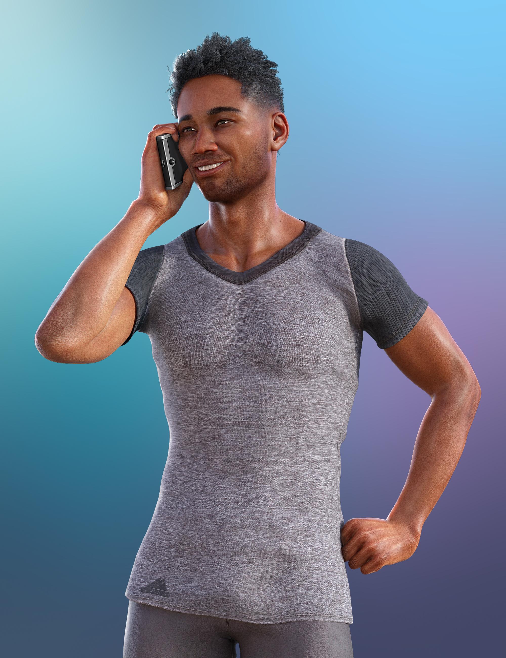 Conversational Animations for Genesis 8 by: ThreeDigital, 3D Models by Daz 3D