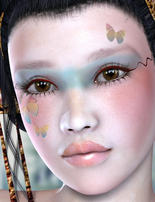 ZhangXi by: Virtual_World, 3D Models by Daz 3D