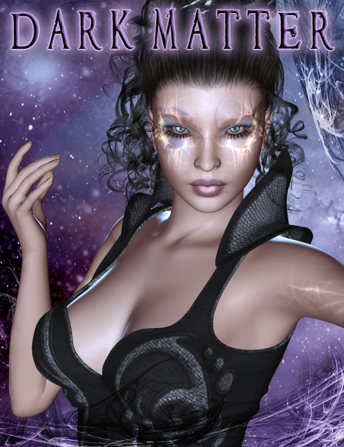 Dark Matter For V4/A4 by: IgnisSerpentusElliandra, 3D Models by Daz 3D