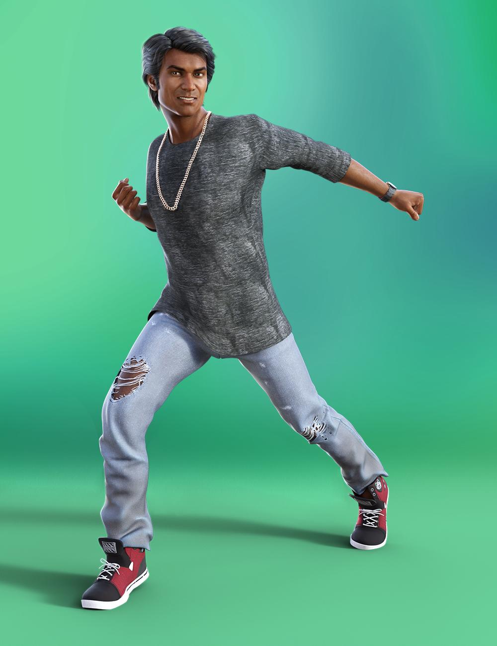 Dancing Animations for Genesis 8 by: ThreeDigital, 3D Models by Daz 3D