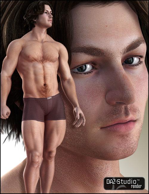 Michael 4 Shapes++ by: , 3D Models by Daz 3D