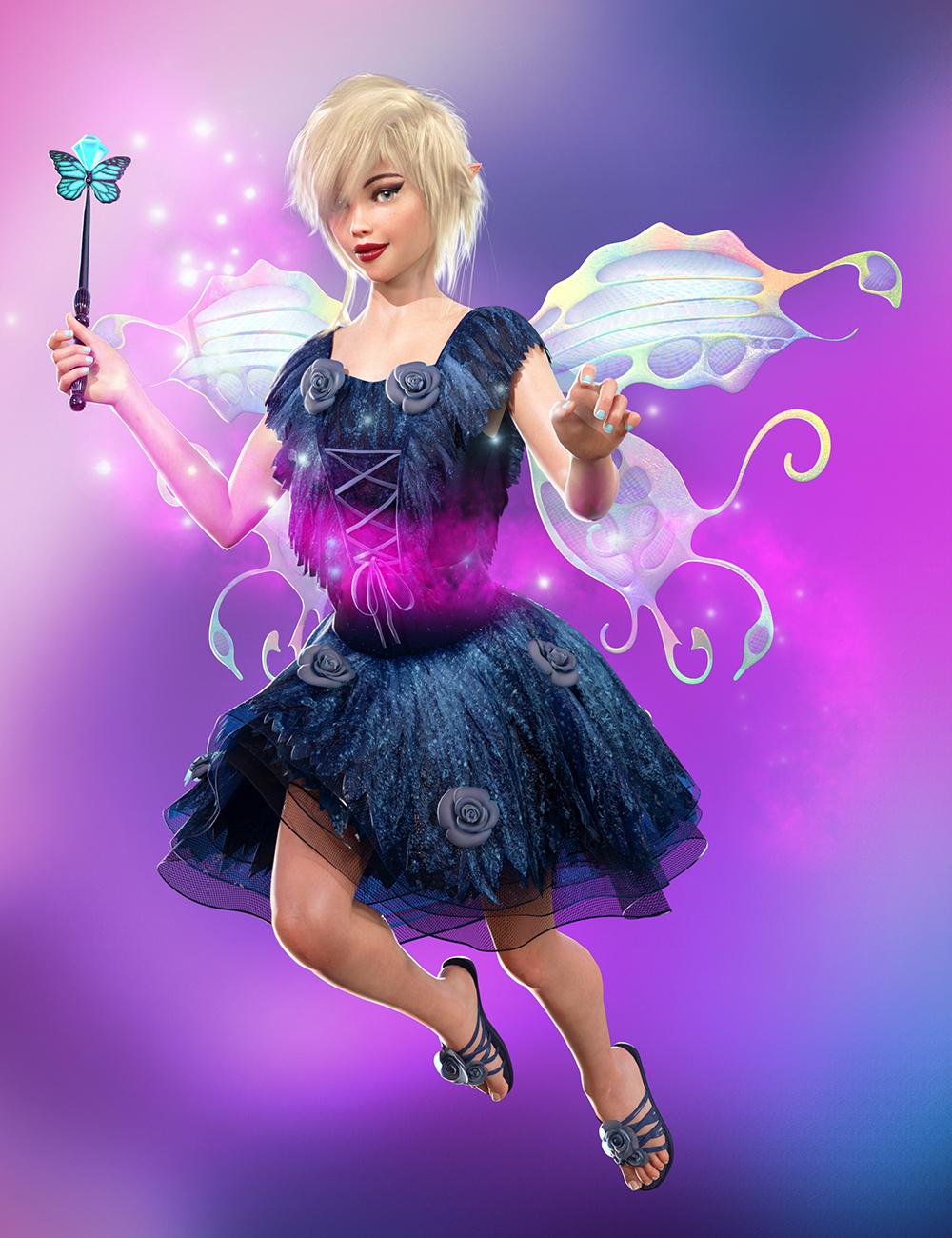 Fairy Animations for Genesis 8 by: ThreeDigital, 3D Models by Daz 3D