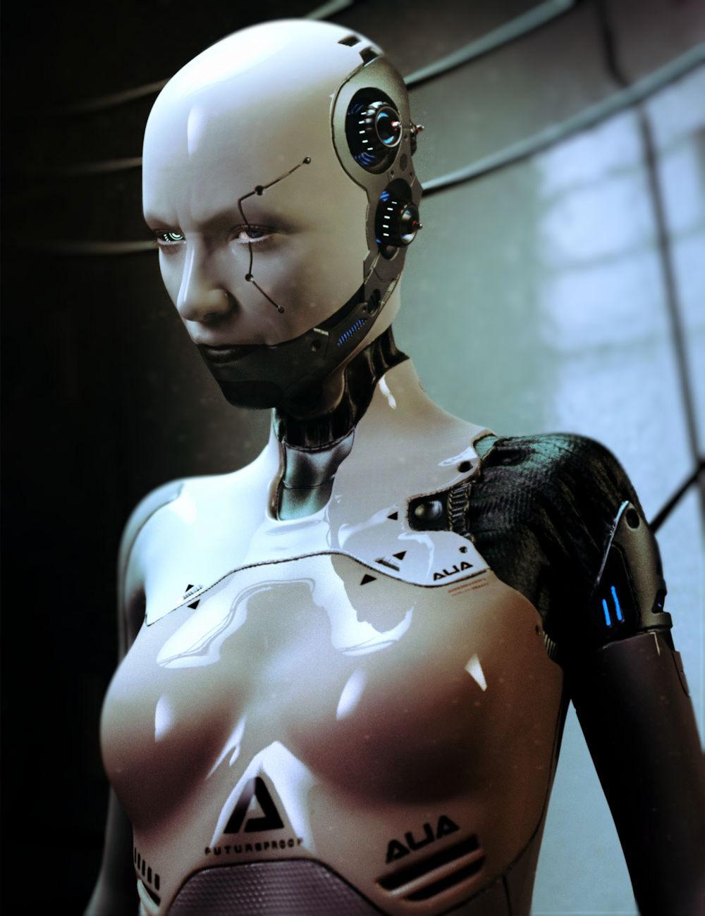 Alia Lvl 4 HD Morphs for Genesis 8 Female by: daveyabbo, 3D Models by Daz 3D