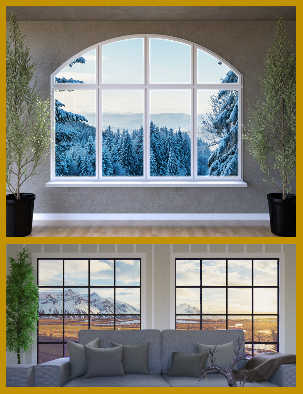 WinterScapes Backdrops Volume 2 by: IlluminationImagineX, 3D Models by Daz 3D