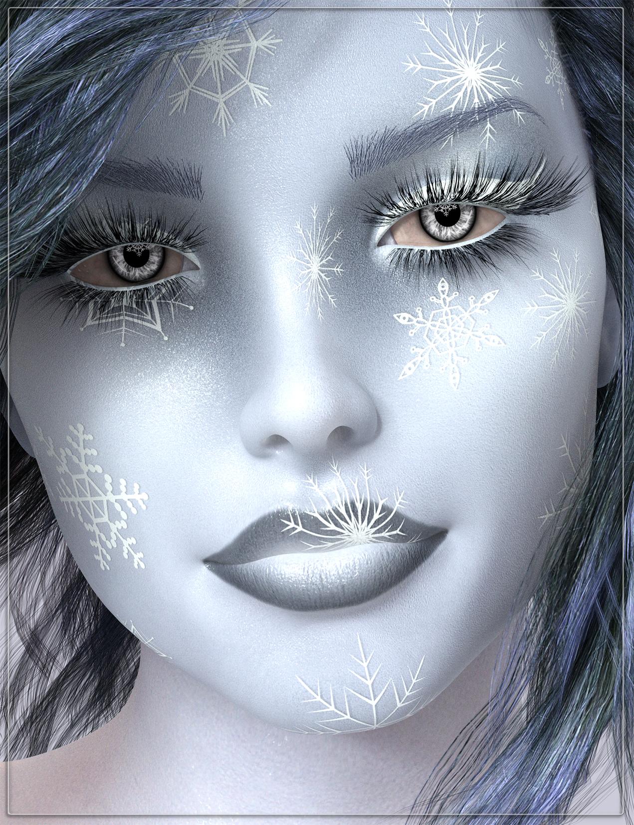 WinterEyesMe for Genesis 8 by: SpookieLilOne, 3D Models by Daz 3D