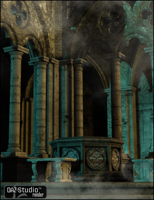 The Tomb of Dead by: , 3D Models by Daz 3D