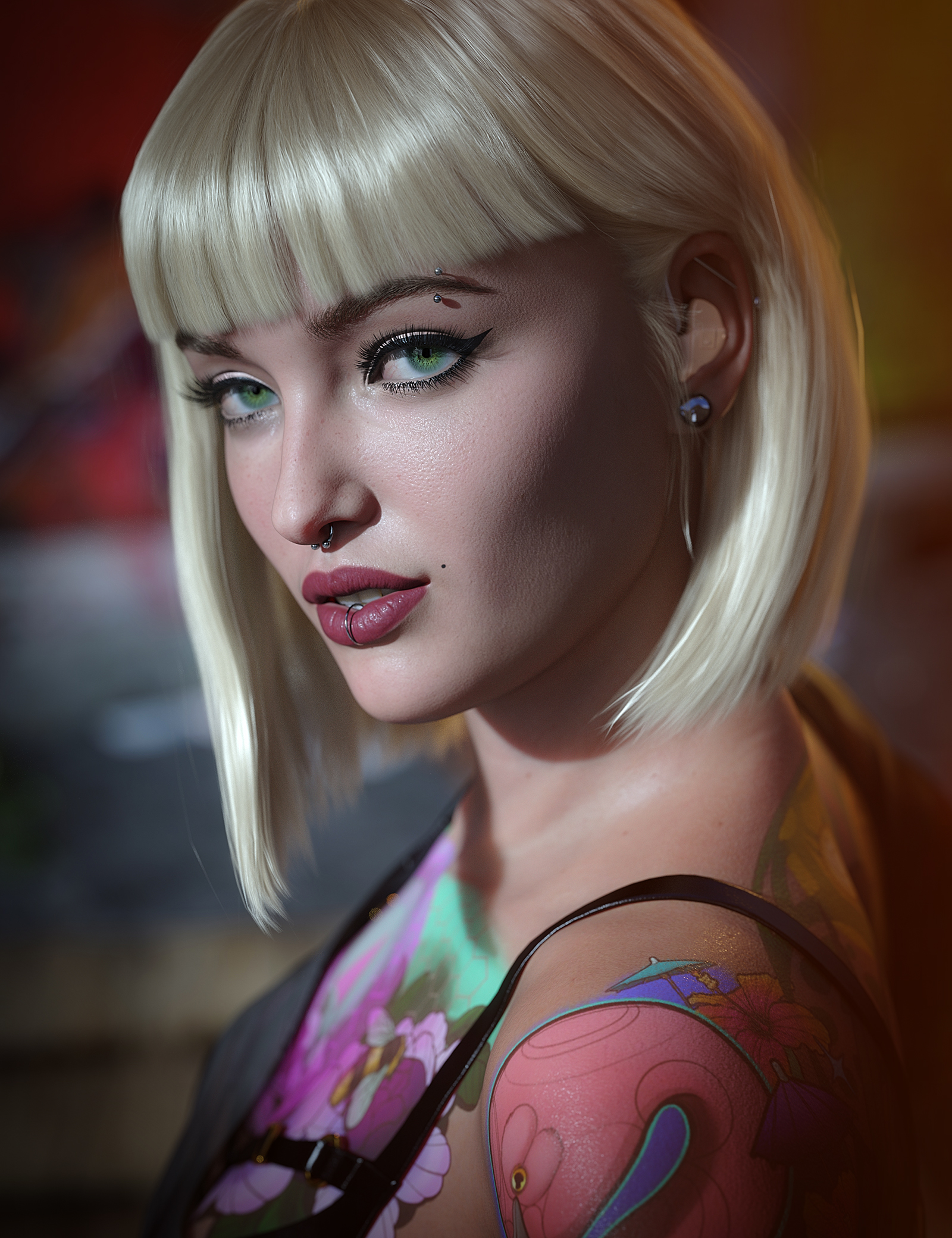 Victoria 8.1 by: , 3D Models by Daz 3D