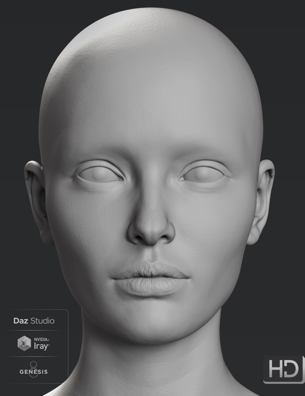 Victoria 8.1 HD Add-On by: , 3D Models by Daz 3D
