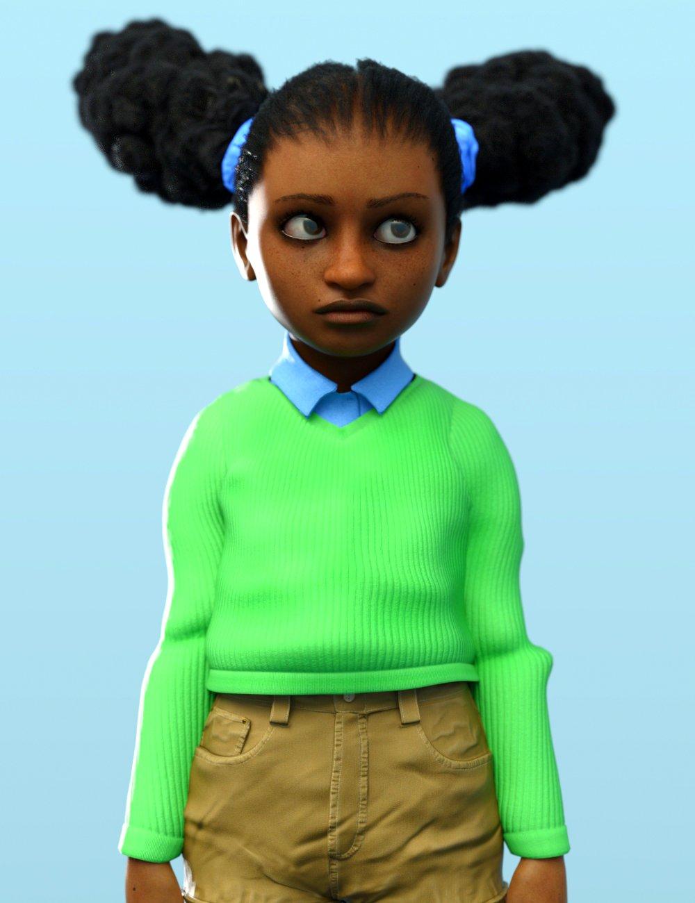 Khoeli for Genesis 8 Female by: JoeQuick, 3D Models by Daz 3D