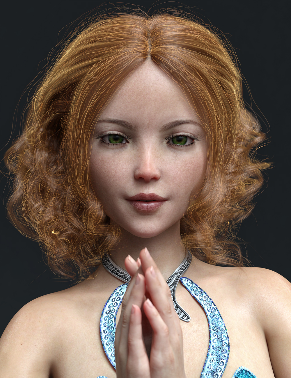 Thaysle HD for Geneis 8 Female by: Marcius, 3D Models by Daz 3D