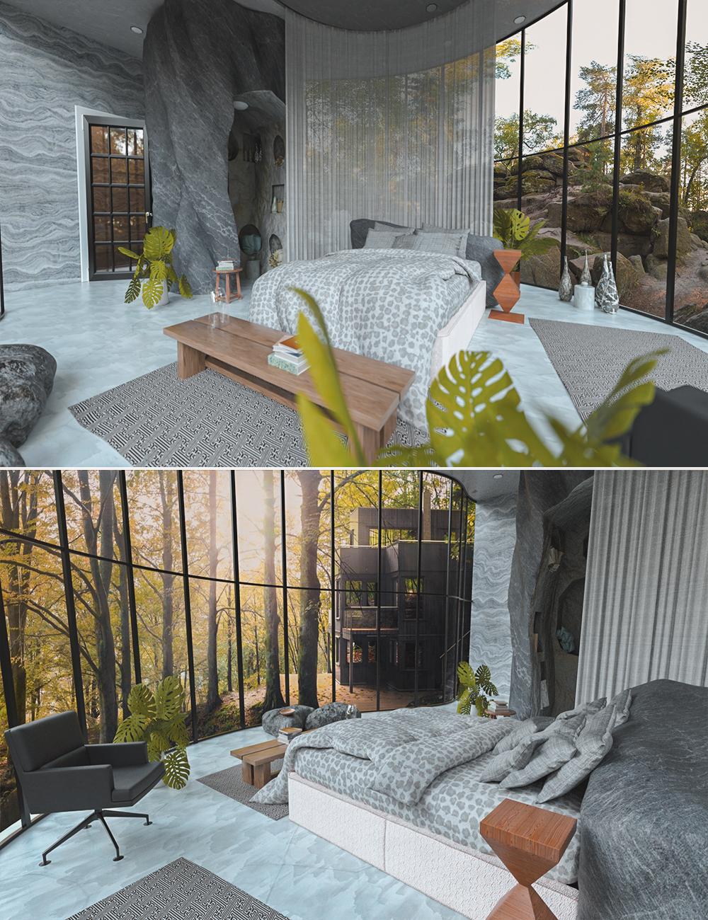 Casa Selva by: Tesla3dCorp, 3D Models by Daz 3D