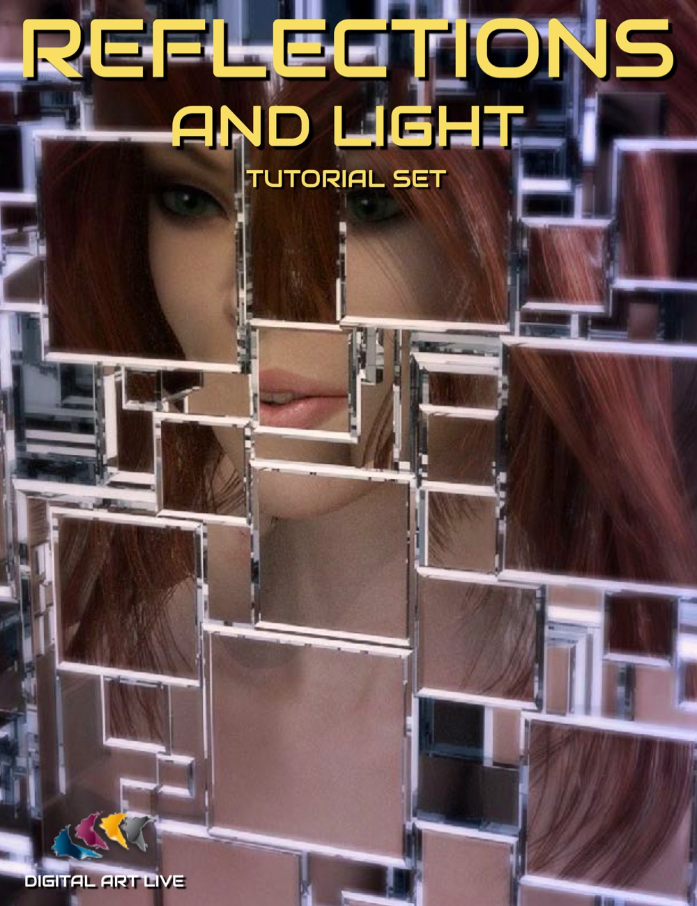 Reflections and Light: Tutorial Set by: Digital Art Live, 3D Models by Daz 3D