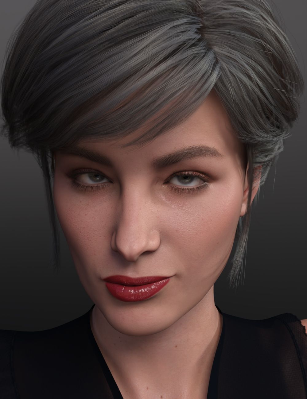 Alternative Shapes for Victoria 8.1 by: AliveSheCried, 3D Models by Daz 3D