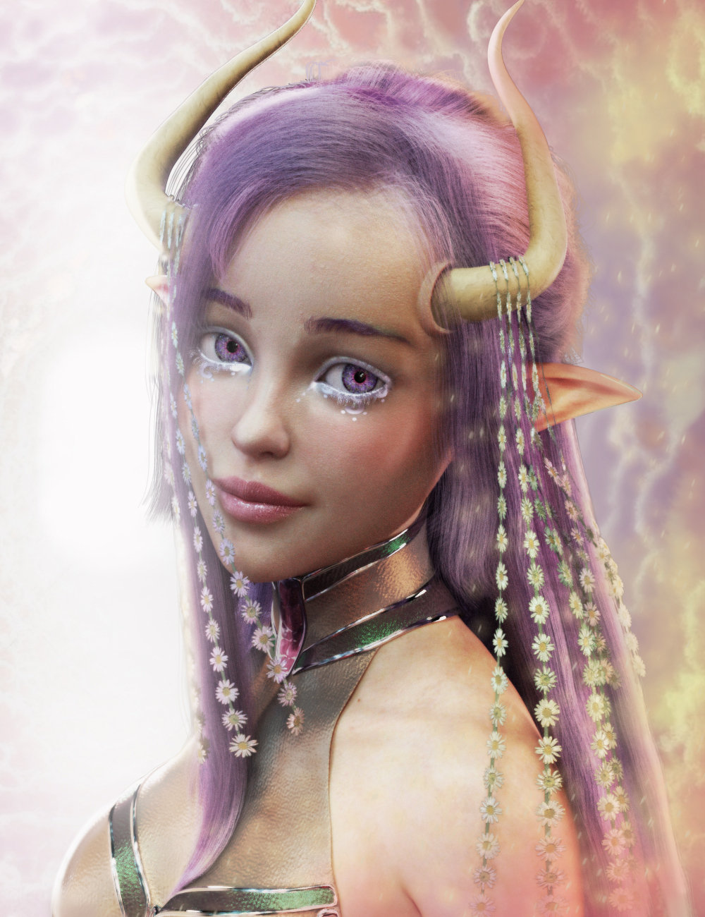 Arcane Enchantress Bundle by: , 3D Models by Daz 3D